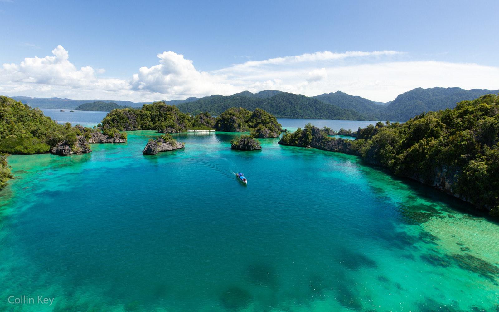 Pulau Sambori Sulawesi
