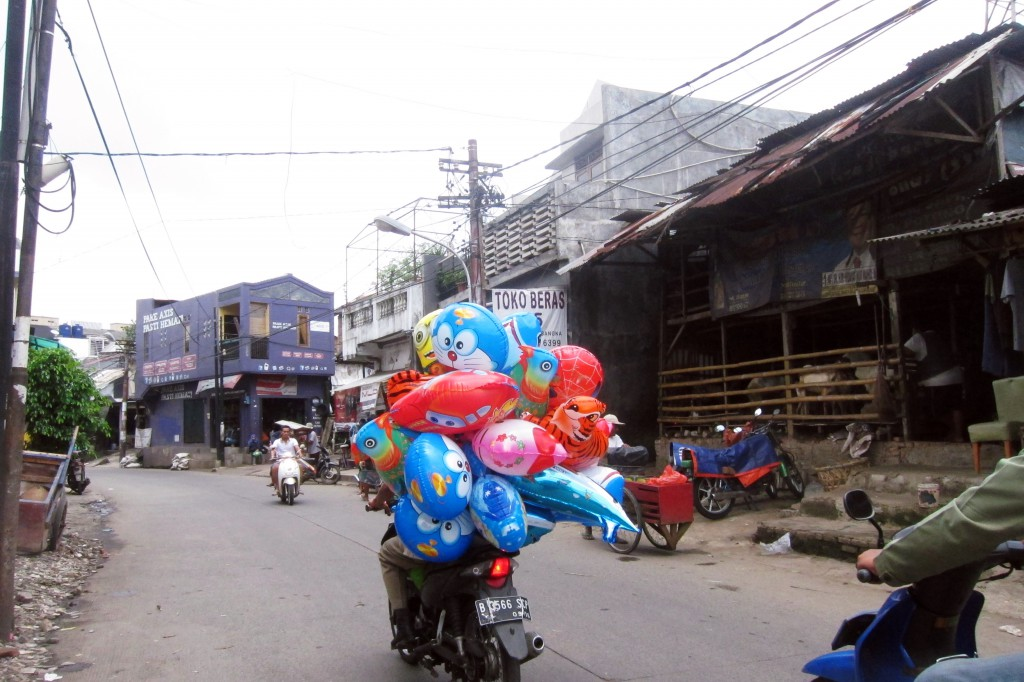 Infrastruktur in Jakarta