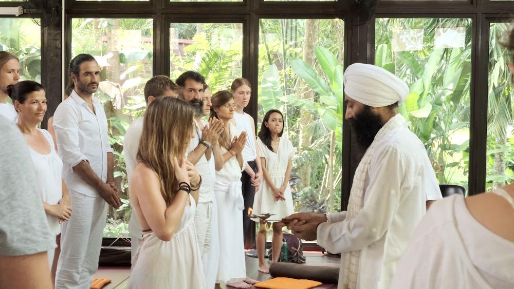 Meditation Teacher Training mit Punnu Wasu