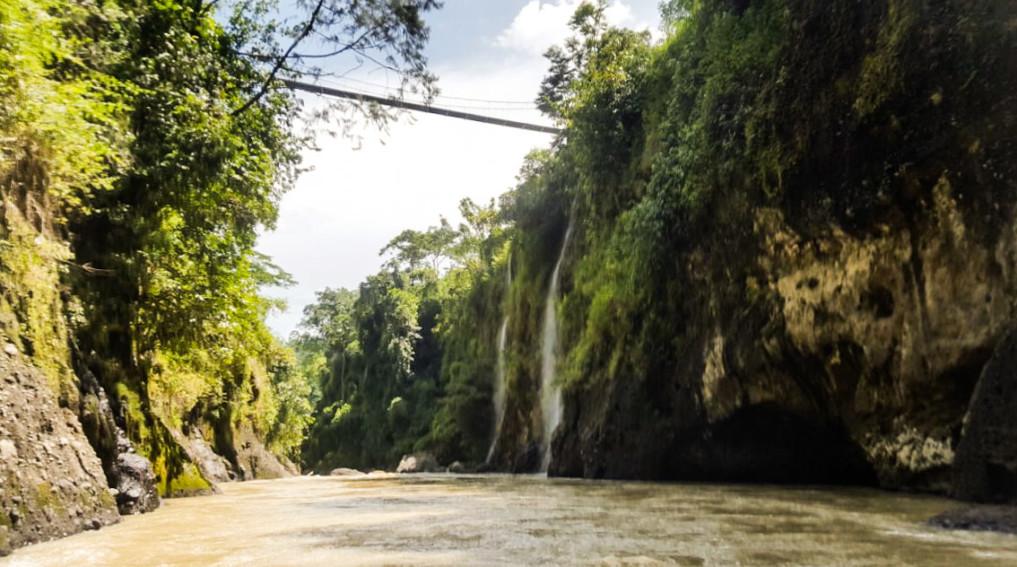Rafting in Indonesien: Der wunderschöne Canyon