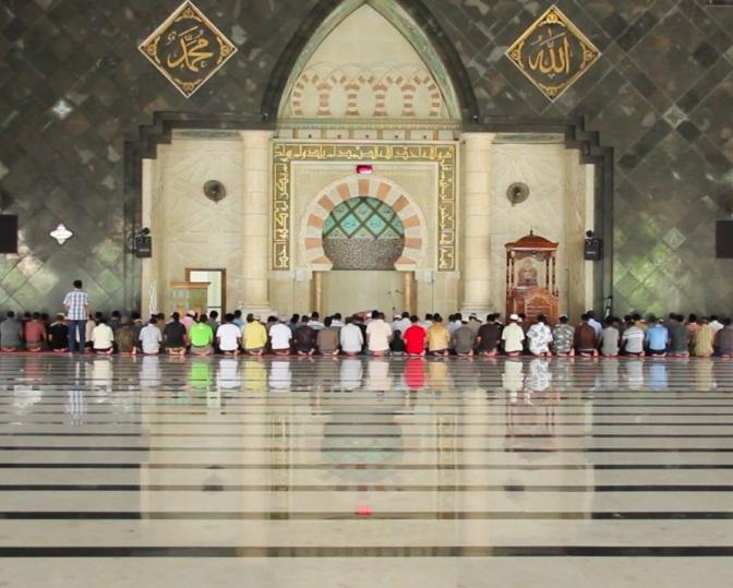 Ramadan-Indonesien