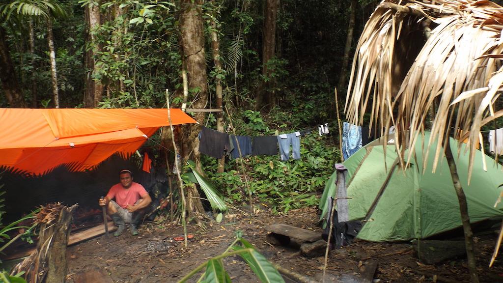 Regenwald-Indonesien_Ausruestung