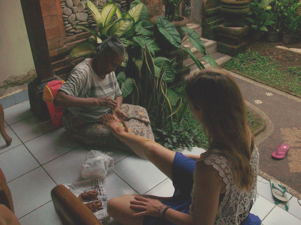 Reise Apotheke Indonesien