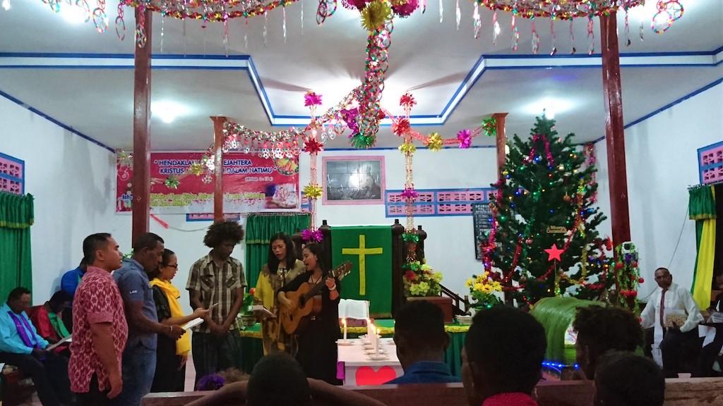 Religion_Kirche_Weihnachten_Raja Ampat