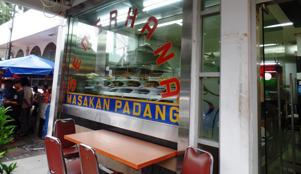 Restaurant-Jakarta-Padang