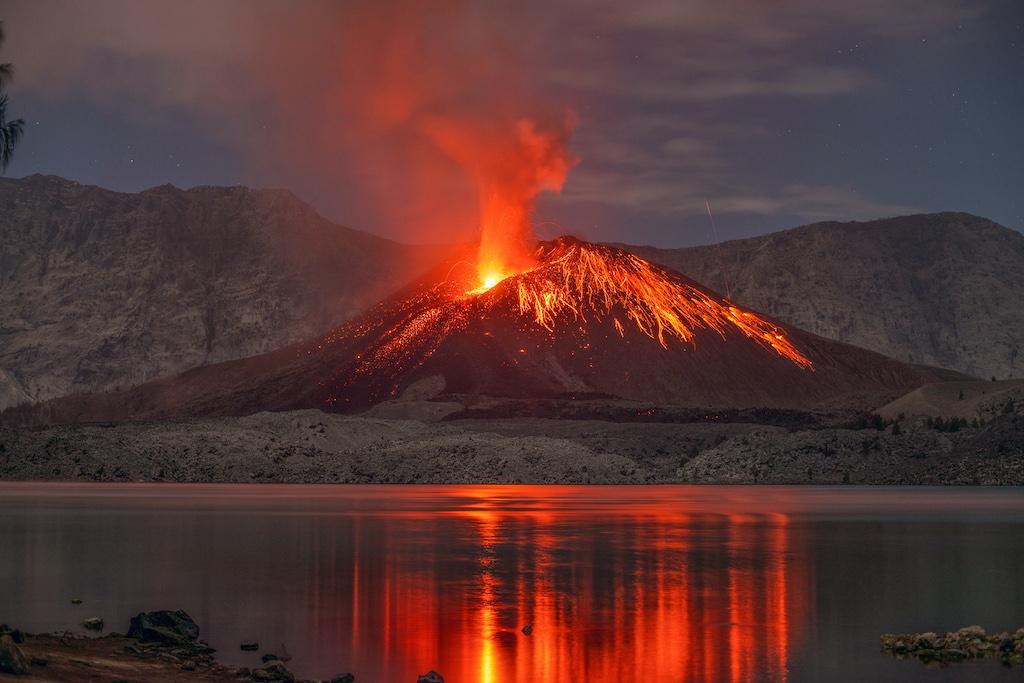 Rinjani-Vulkan-Indonesien