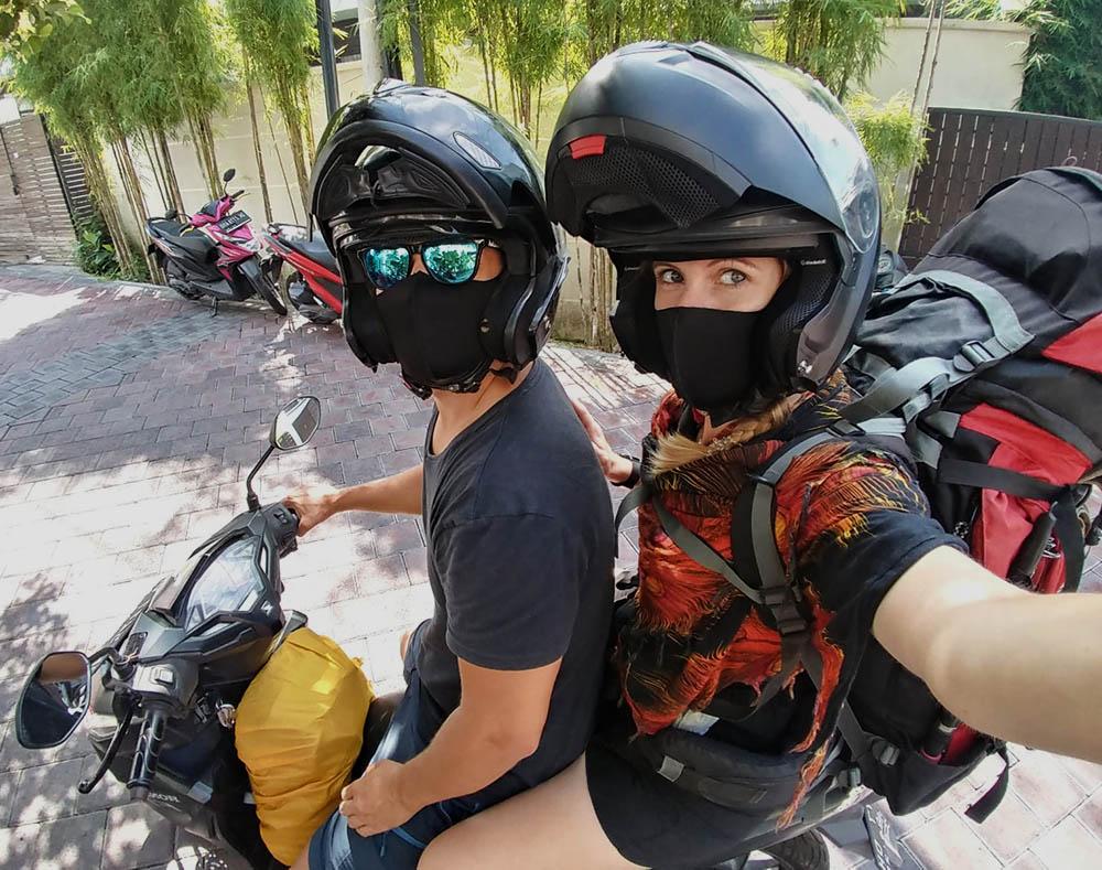 Bali-Rundreise-Roller