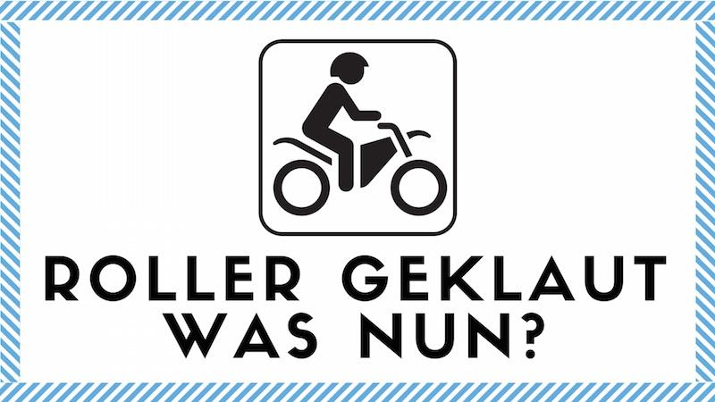 Roller Diebstahl Indonesien