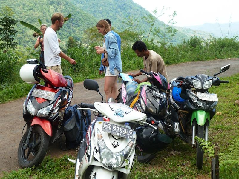 Roller Indonesien