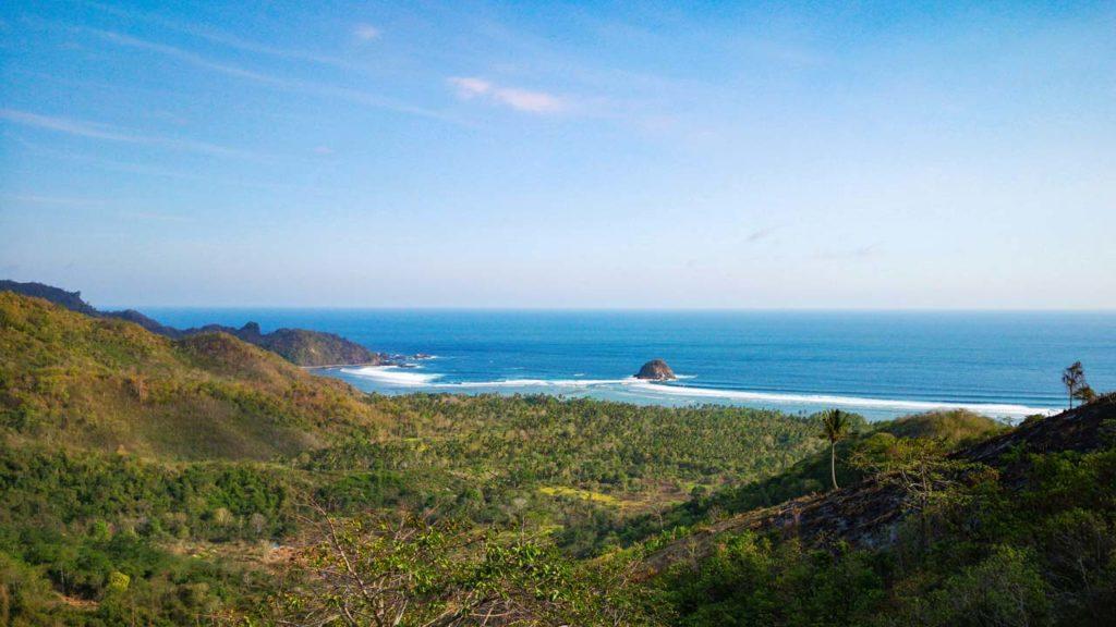 Rollertour-Sekotong-Lombok-Aussicht-Mekaki