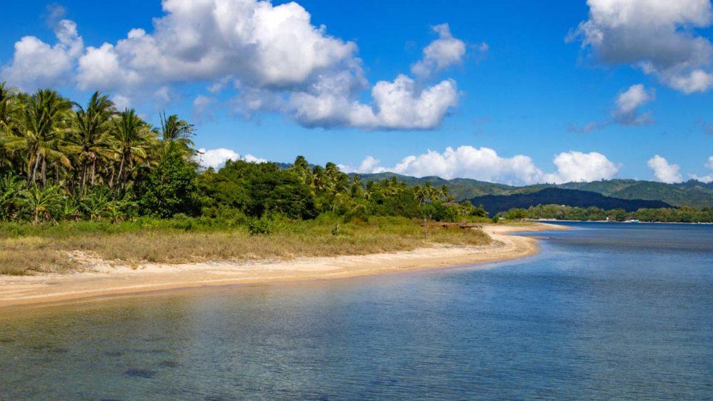 Rollertour-Sekotong-Lombok-Einsamer-Strand