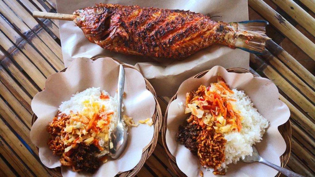 Rollertour-Sekotong-Lombok-Ikan-Bakar