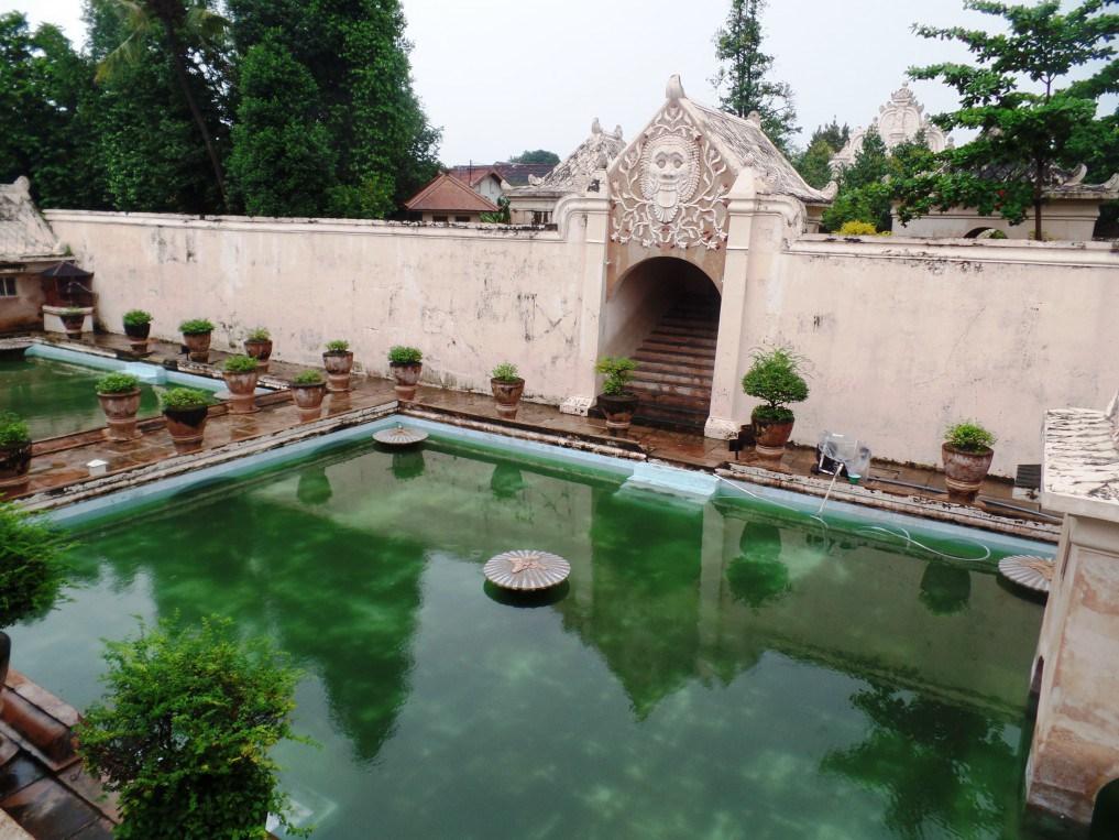 Wasserschloss Stultans Yogyakarta