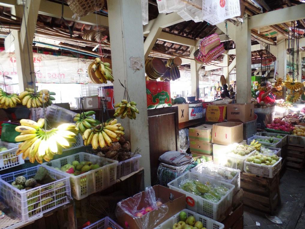 Yogyakarta-markt