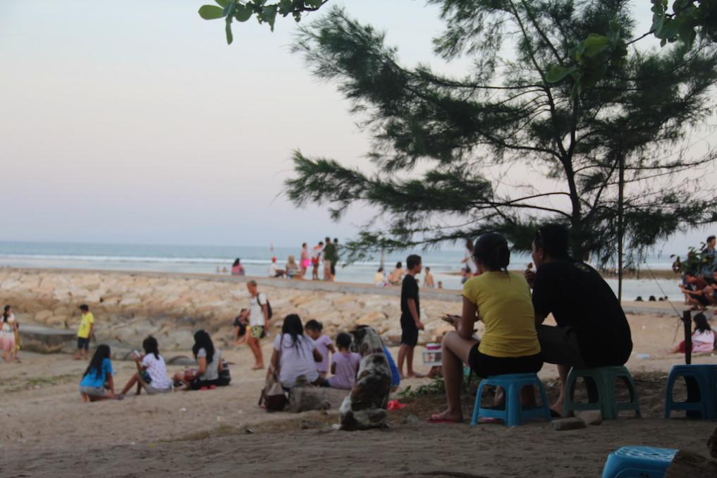 Sanur Baliu Strand