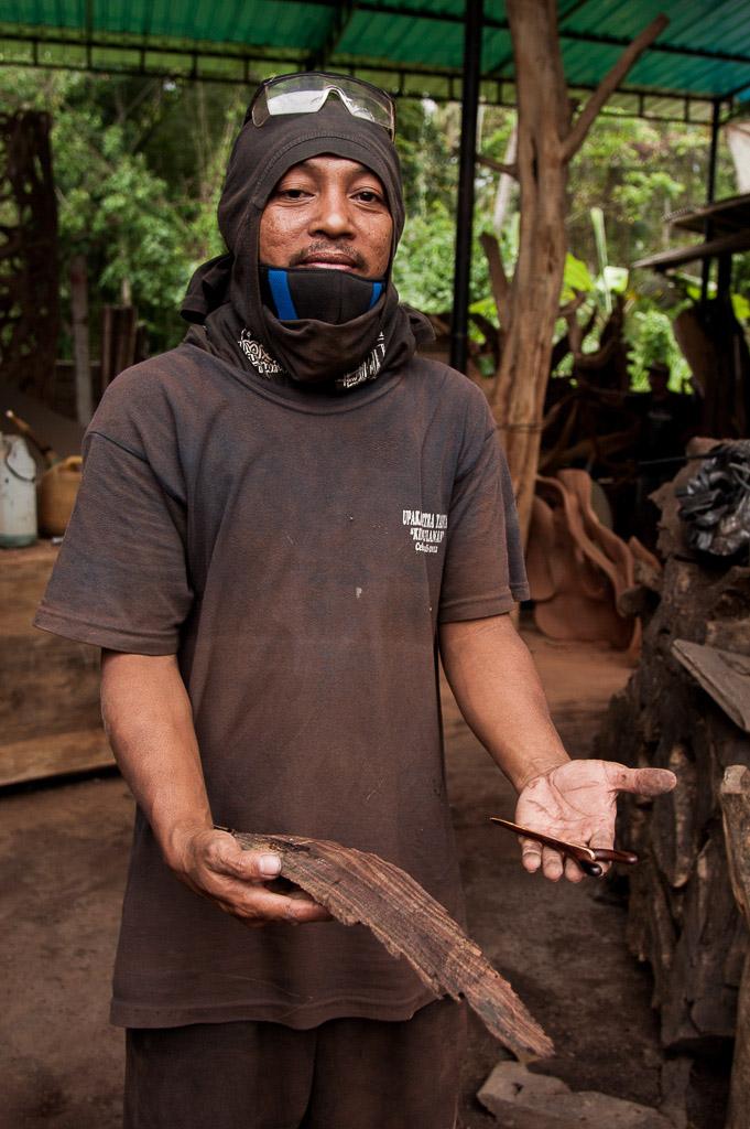 Saya Designs- Umweltschutz Indonesien