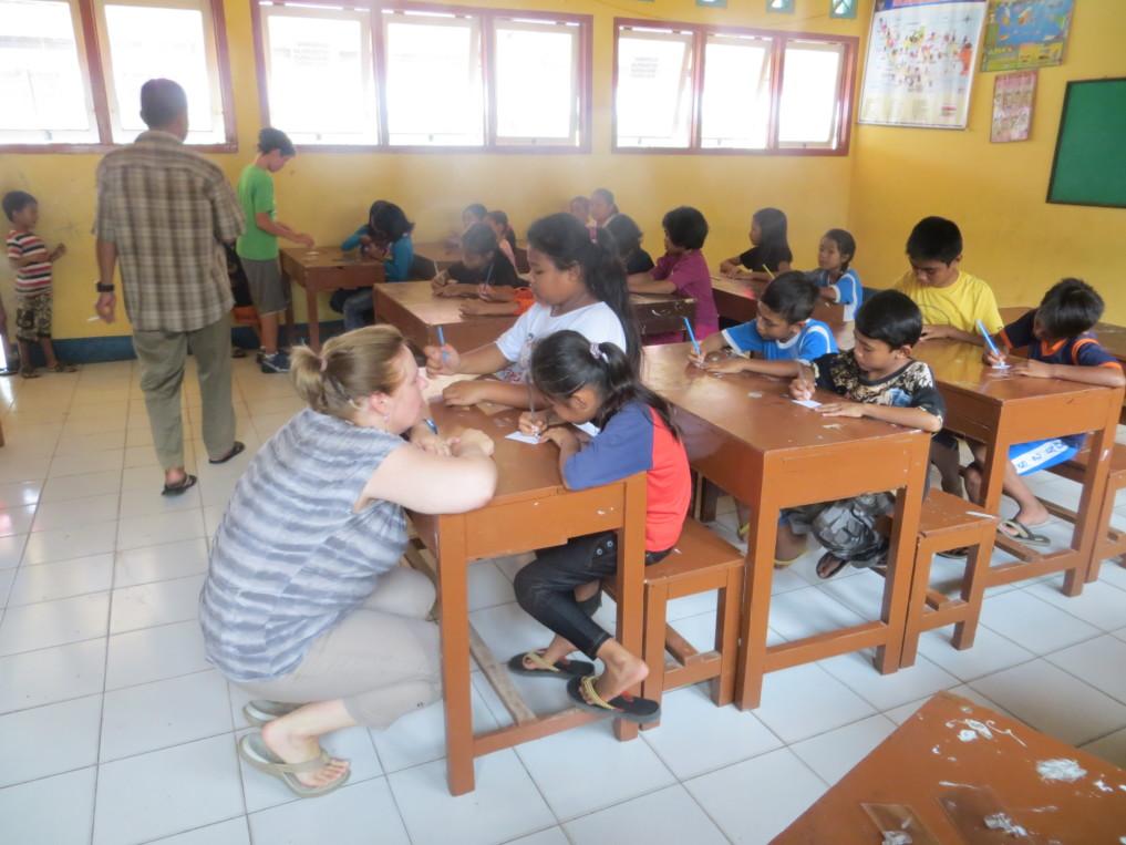 Sekolah Dasar Negeri Lombok 1
