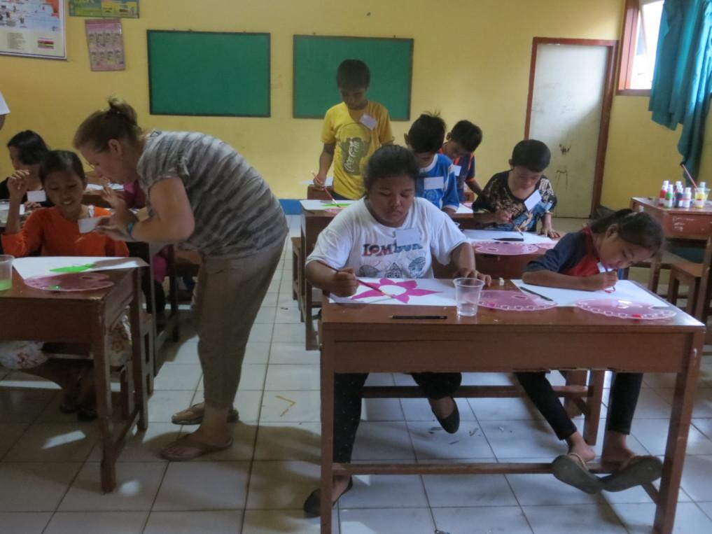 Sekolah Dasar Negeri Lombok 2