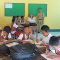 Klassenzimmer Sekolah Dasar Negeri 2