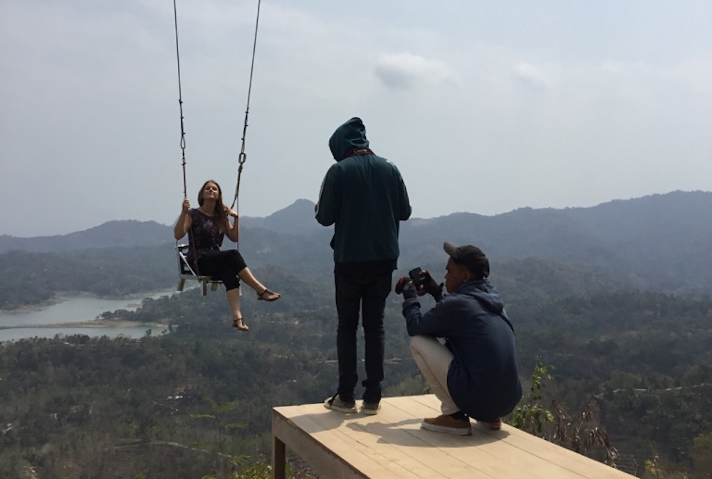Selfie-Spot-Indo-Style