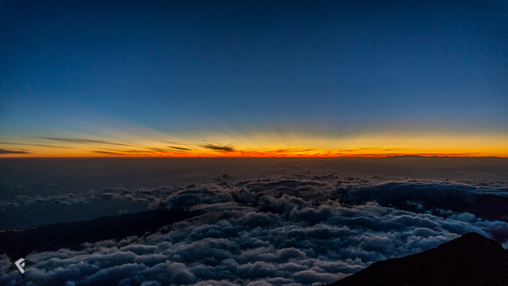 Sonnenaufgang_Rinjani