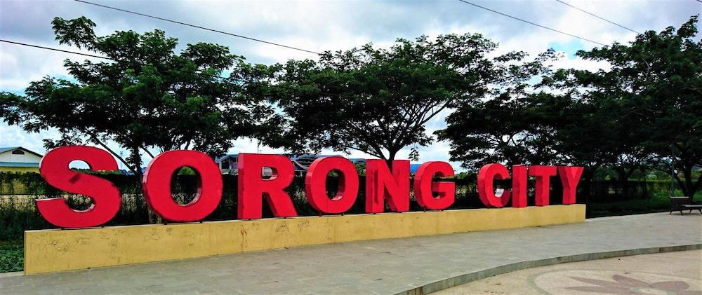 Sorong City Header