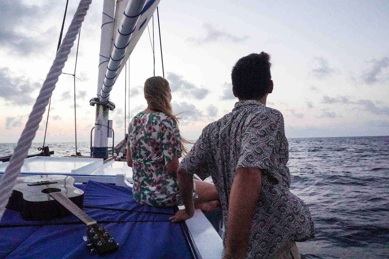 Sri Noa Noa Boat Trip Sunsets
