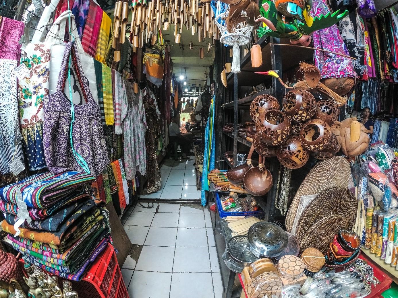 Stand Ubud Market