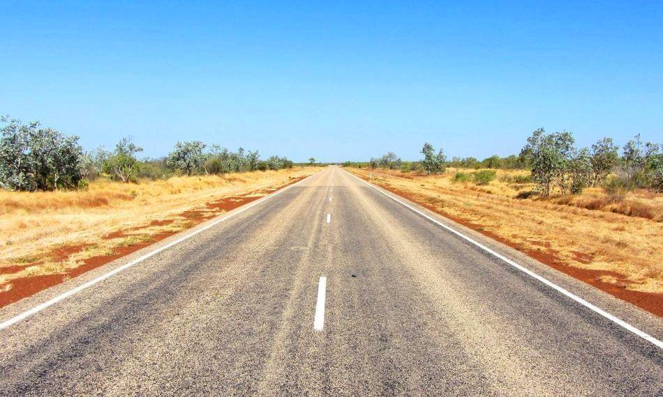 Stuart-Highway-bei-Darwin
