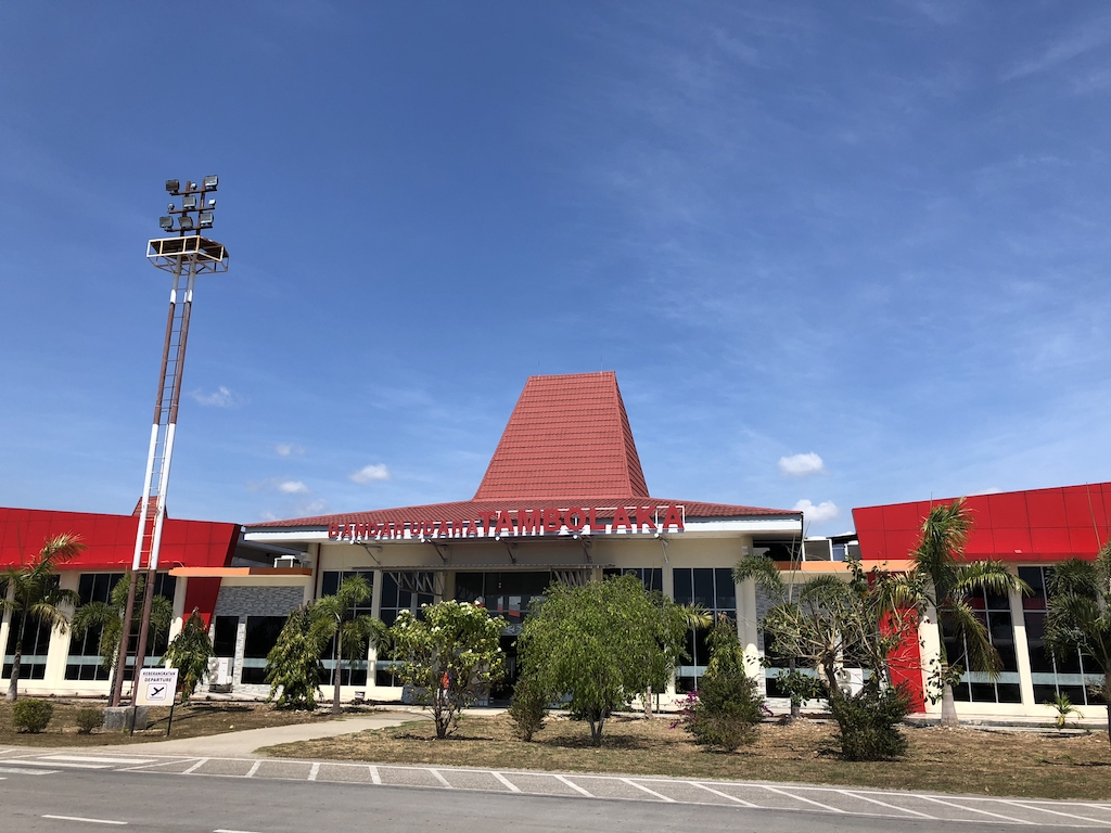 Sumba-Flughafen