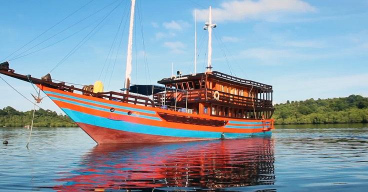 Sunshine Tauchschiff