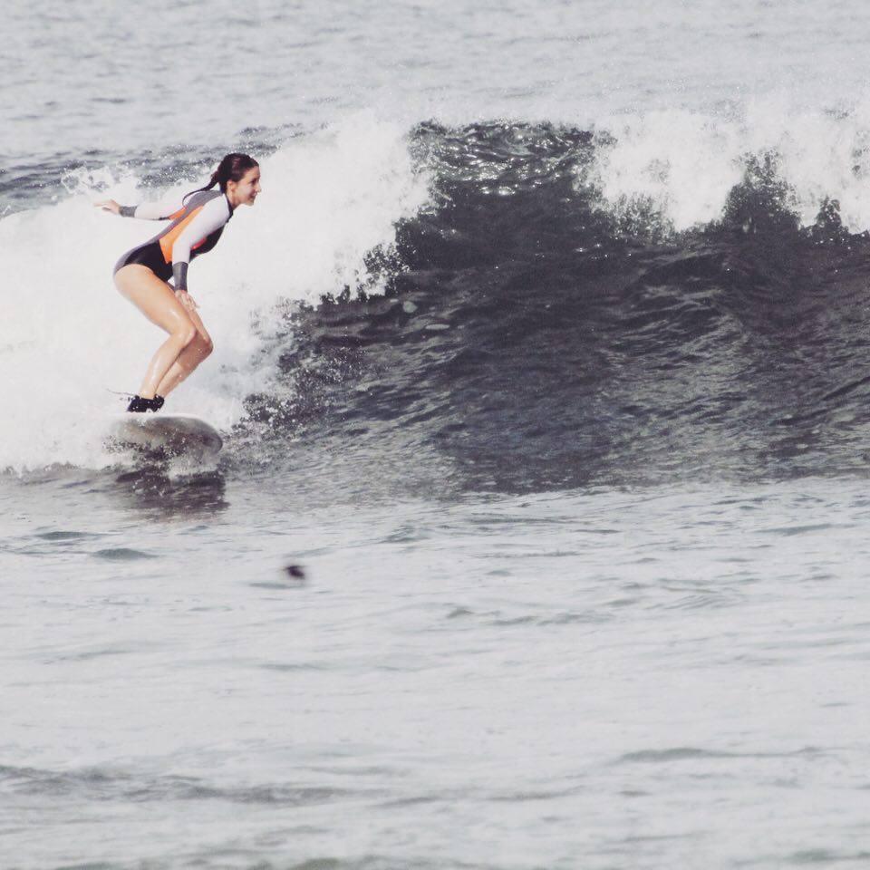 Surfcamp Medewi
