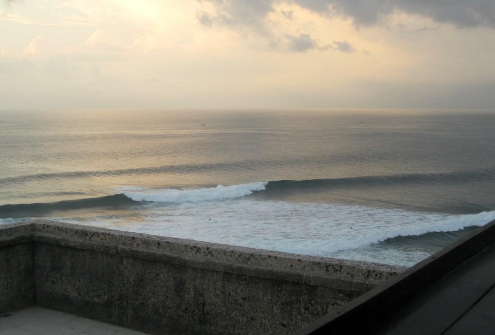 Surfen-Indonesien-Sunset