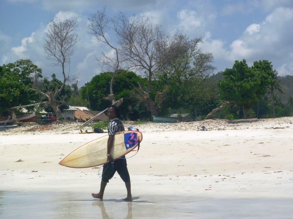 Surfen Lombok