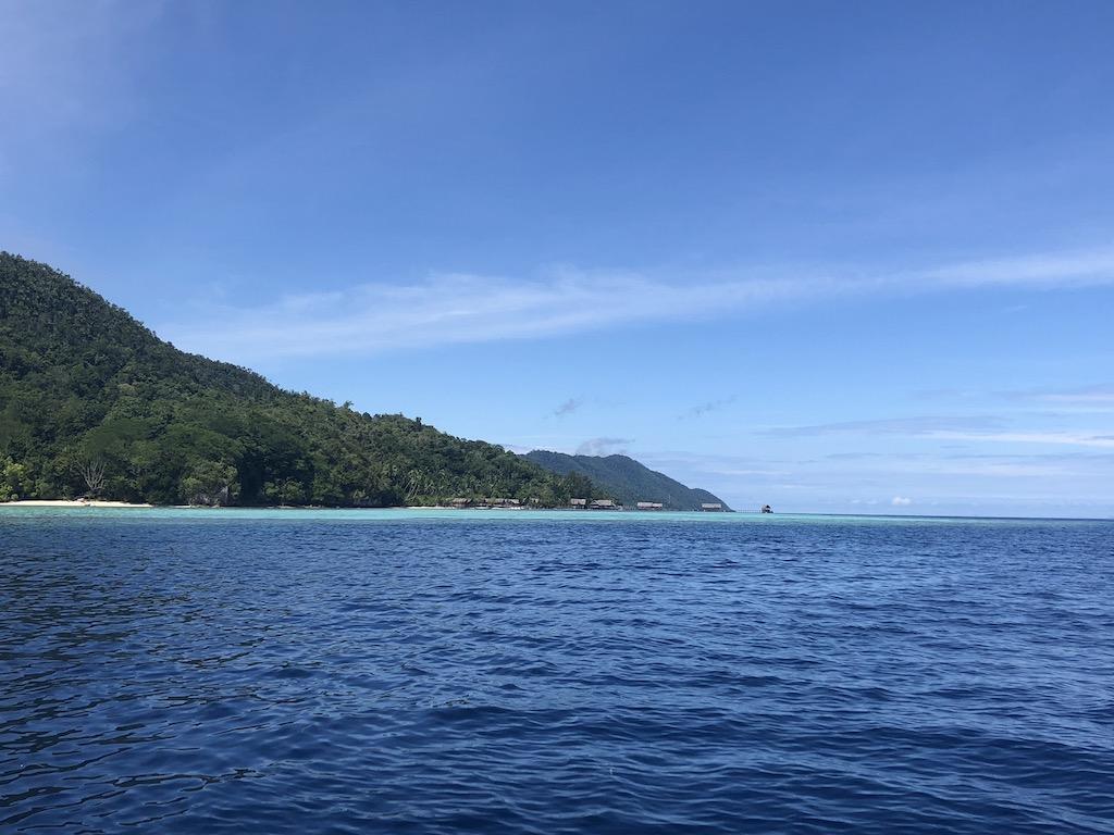 Tauchen-Kri-Island