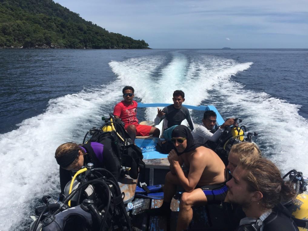 Tauchen Pulau Weh 2