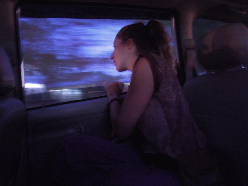 Taxi Indonesien