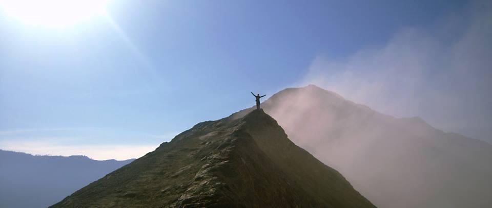 Theresa Grr Mt Bromo