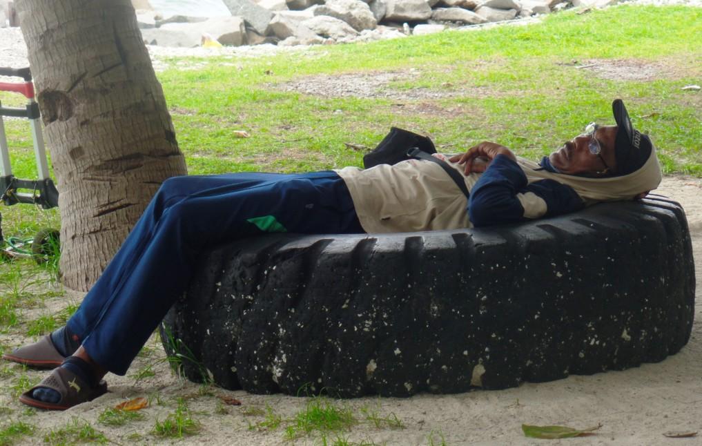 Enspannung bietet ein besuch auf den Kepulauan Seribu auf jeden Fall