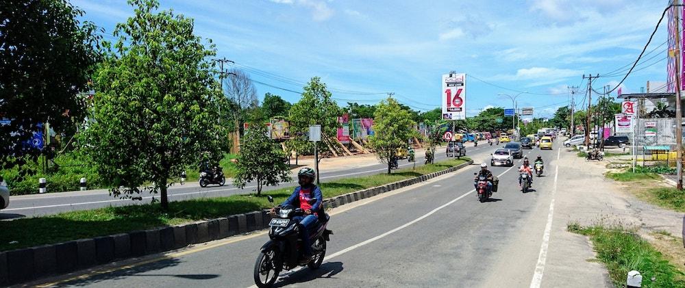 Traffic Sorong