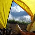Trekking Indonesien
