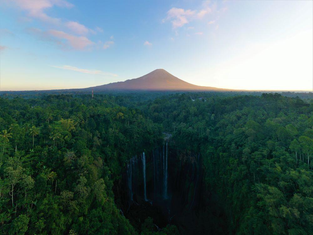 Tumpak Sewu Wasserfall 3
