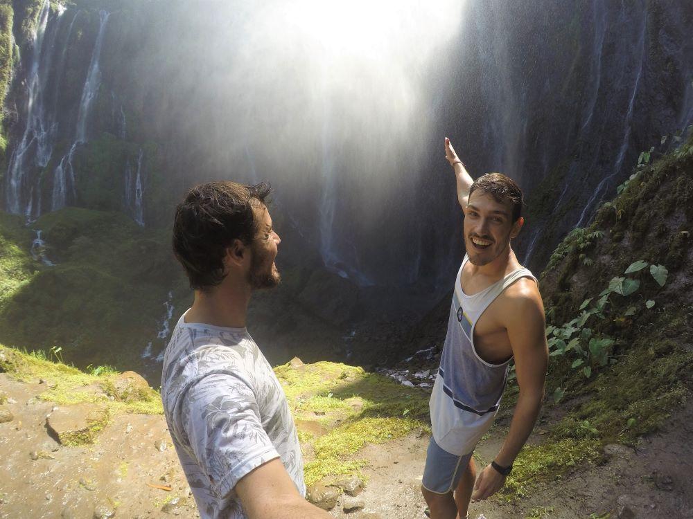 Tumpak Sewu Wasserfall 5