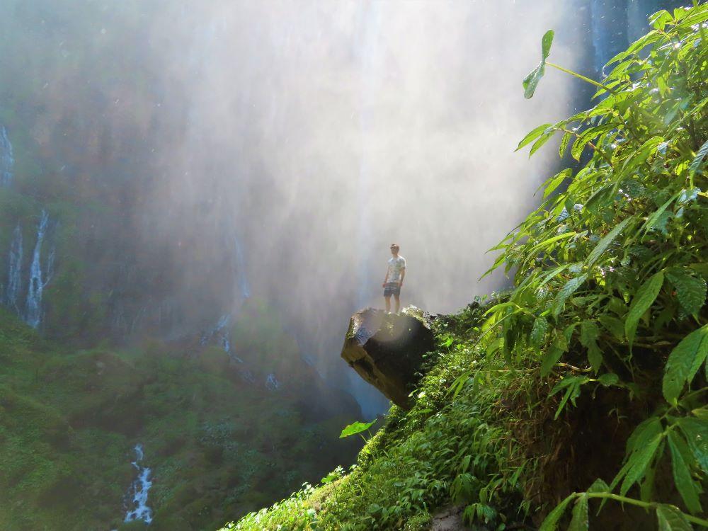 Tumpak Sewu Wasserfall 6