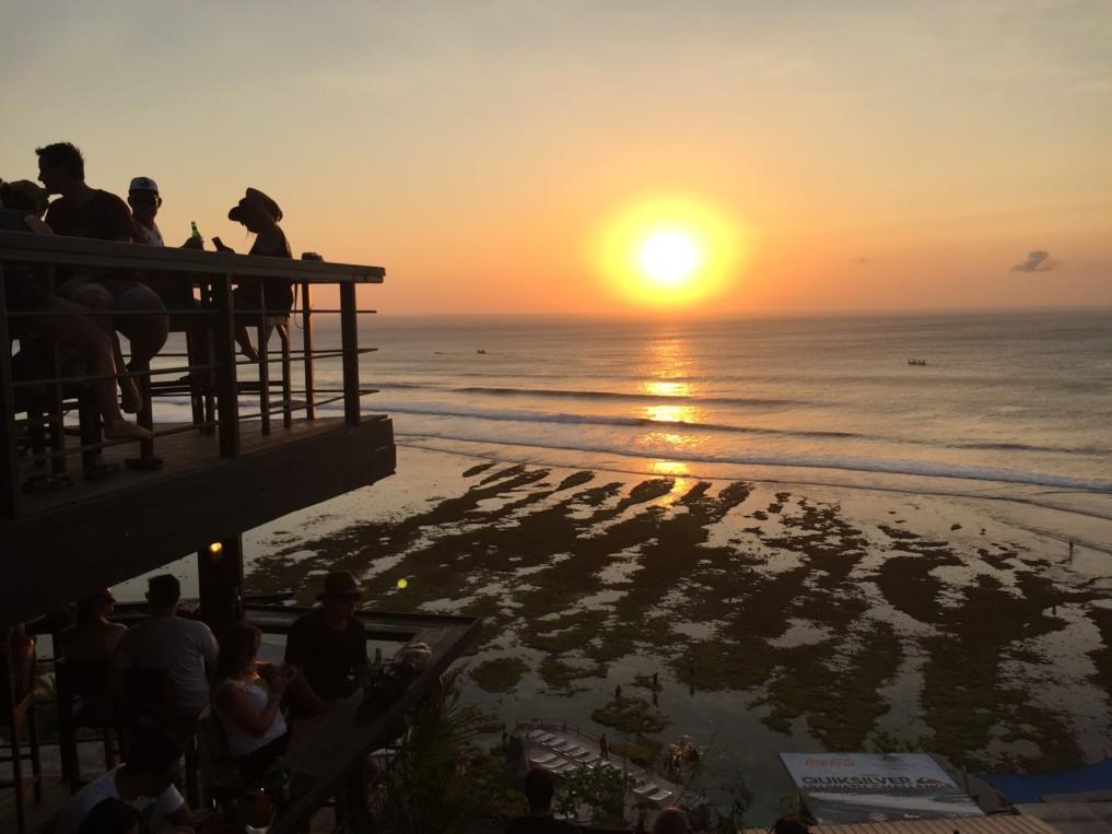 Uluwatu Strand Bali Straende