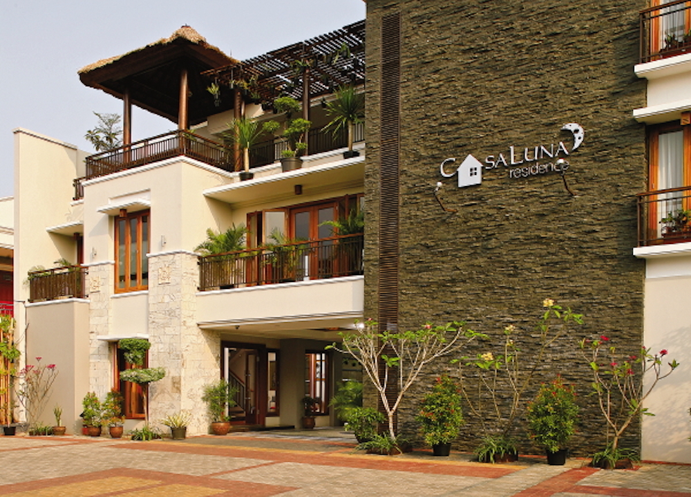 Unterkunft Jakarta Casa Luna Residence
