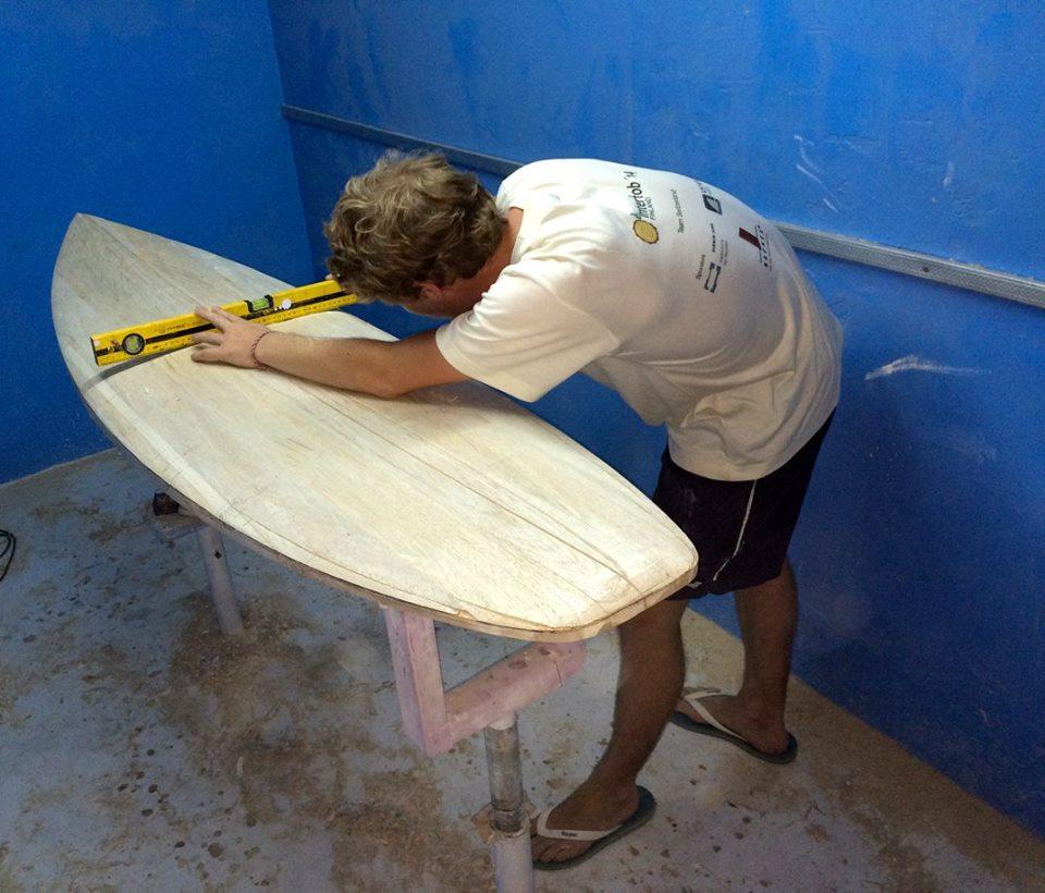 Vince Wooden Surfboards 1