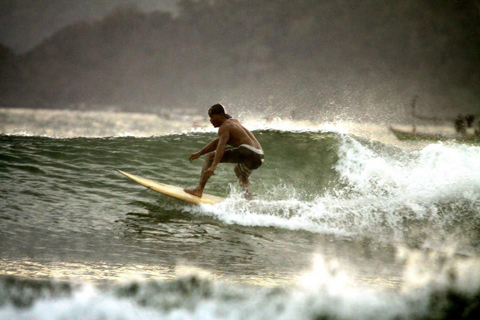 Vince Wooden Surfboards 134