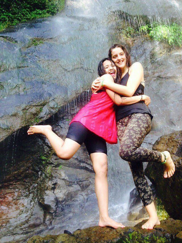 Wasserfälle Makassar