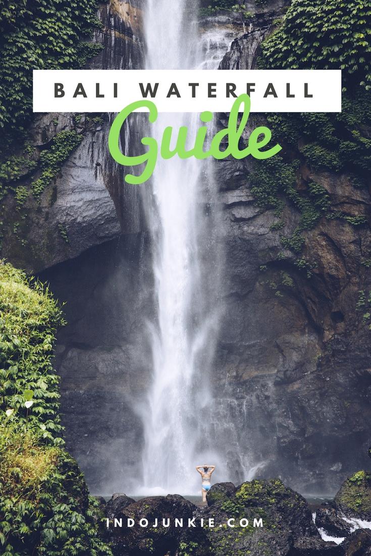 Wasserfall-Bali